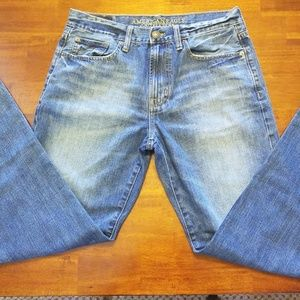 Mens American Eagle jeans- relaxed straight